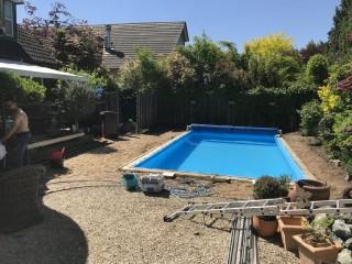 Úprava okolia bazéna - počas rekonštrukcie_7
