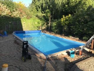 Úprava okolia bazéna - počas rekonštrukcie_8